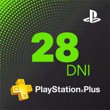 Playstation plus 28 dni